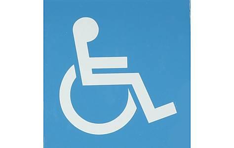 image of Halfords Disabled Sticker