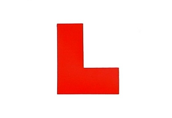 Halfords Magnetic L Plates