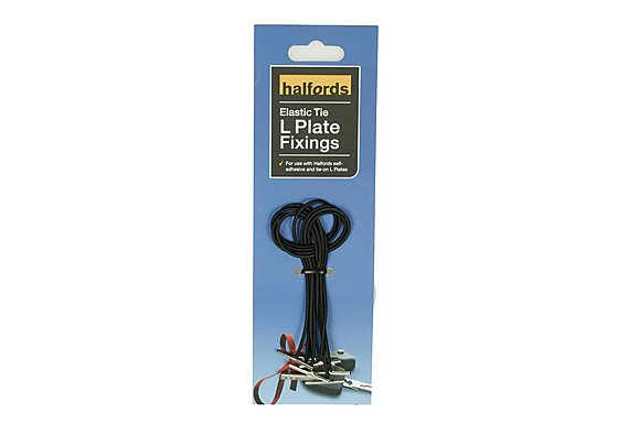 Halfords Elastic Tie Fixing