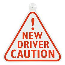 image of HAL ESS NEW DRIVER SIGN
