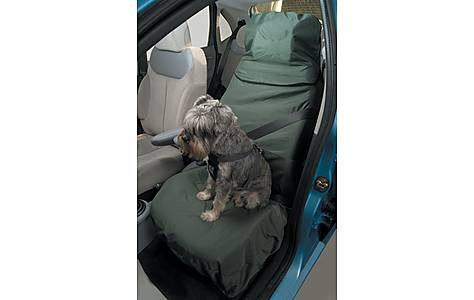 image of Halfords Single Front Seat Cover