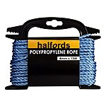 image of Halfords Polypropelene Rope 4mmx15m
