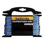 Halfords Polypropelene Rope 6mmx15m