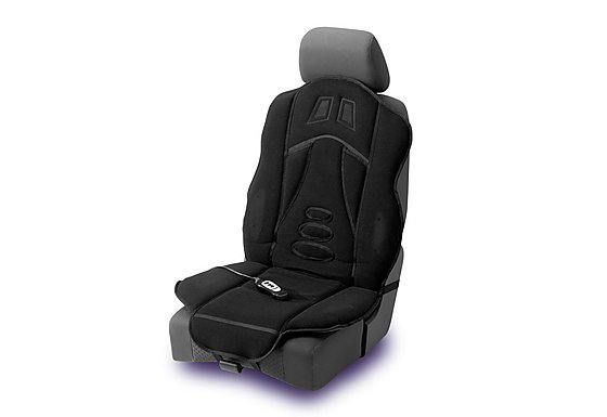 Halfords Back 12v Massage Cushion Back Support