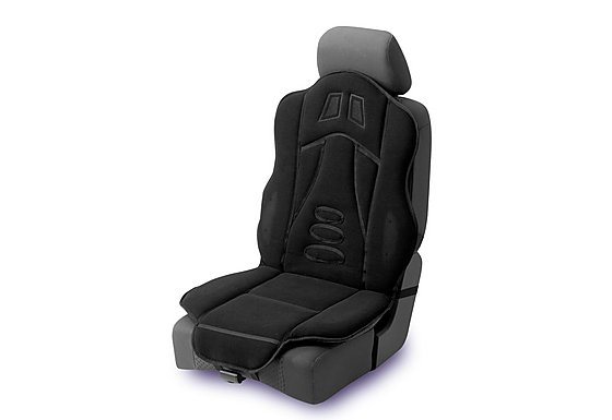 Halfords Padded Seat Cushion Back Support