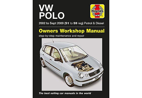 Haynes VW Polo (02 to May 05) Manual