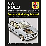 image of Haynes VW Polo (02 to May 05) Manual