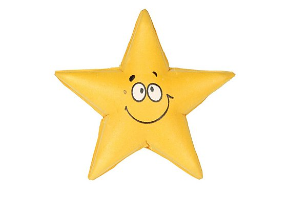Smiley Star Aerial Topper