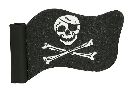 Jolly Roger Aerial Topper