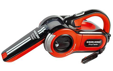 image of Black & Decker Pivot Auto Dustbuster
