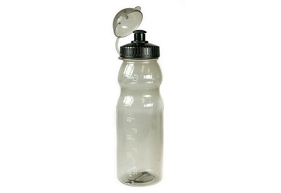 Halfords Bike Water Bottle - Black