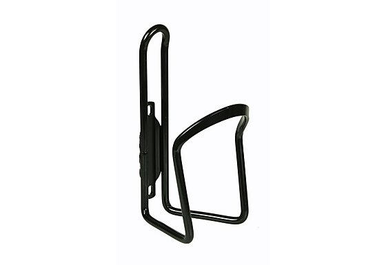Halfords Alloy Water Bottle Cage - Black