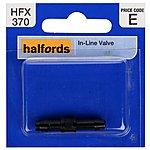 image of Halfords In-Line Valve HFX370