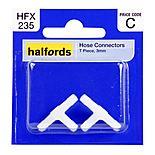 Halfords Hose Connectors 3mm T Piece HFX235