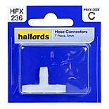 Halfords Hose Connector T Piece 5mm HFX236