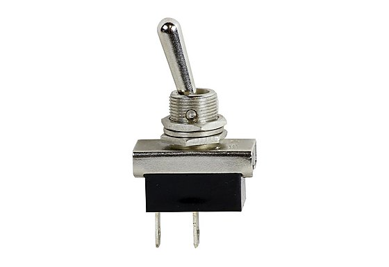 Halfords Heavy Duty Toggle Switch 25 Amp HEF355