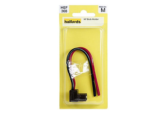 Halfords H7 Bulb Holder HEF 368