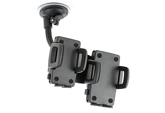 Halfords Suction Mount Phone/PDA Holder