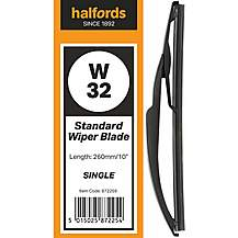 image of Halfords W32 Wiper Blade - Single