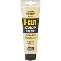 T-Cut Colour Fast Scratch Remover - White