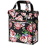 image of Basil Blossom Shopper Black 20L