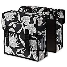 image of Basil Blossom Double Bag Black 35L