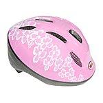 image of Bell Jumpstart Bike Helmet - Pink Flowers (48-54cm)