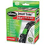"image of Slime Schrader Bike Inner Tube - 20"" - 26"""