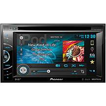 image of Pioneer AVH-X3600DAB Double Din Car Stereo