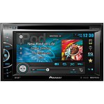 image of Pioneer AVH-X3600DAB Double Din CD / DVD  Car Stereo