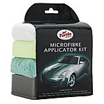 image of Turtle Wax Microfibre Applicator Pack