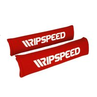 Ripspeed Seat Belt Pads - Red