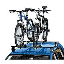 image of Halfords 2 Roof Mount Cycle Carrier