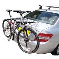 Halfords Value Rear Low Mount 2 Cycle Carrier