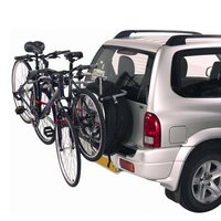 Halfords 4x4 Spare Wheel Cycle Carrier