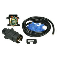 Halfords Cycle Carrier Lighting Board Wiring Kit