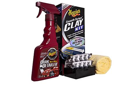 image of Meguiar's Smooth Surface Clay Kit