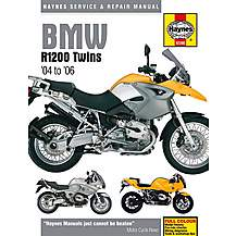 image of Haynes BMW R1200 Twins (04 - 06)