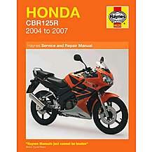 image of Haynes Honda CBR125R (2004 - 2007)