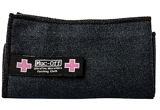 Muc-Off Motorcycle Premium Helmet and Visor Cloth