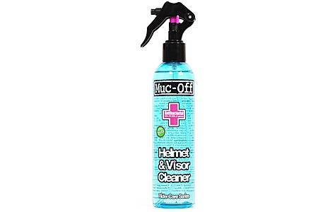 image of Muc-Off Helmet and Visor Cleaner Refill - 250ml