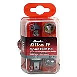 Halfords Bike it Motorcycle Spare Bulb Kit 12v H4
