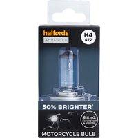 Halfords Bike it Motorcycle Bulb HMB472SBB H4 12v 60/55w