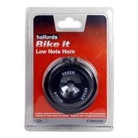 Halfords Bike it Low Note Motorcycle Horn