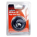 Halfords Bike it High Note Motorcycle Horn