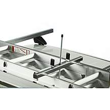 image of Halfords Core Roofbar Ladder Clamps