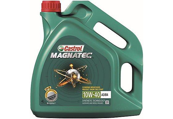 Castrol Magnatec 10W40 A3 B4 Oil 4 Litre