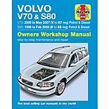 Haynes Volvo V70/S80 (98-07) Manual