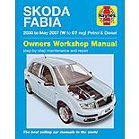 Haynes Skoda Fabia (00 - 06) Manual