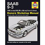 Haynes Saab 9-3 (98 - Aug 02) Manual